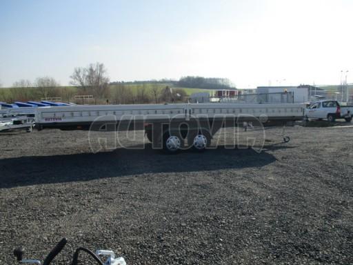 Bazarový nákladní přívěs MKD DN 3,5T B2 7,40x2,47/0,35 č.6