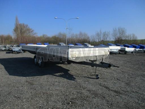 Bazarový nákladní přívěs MKD DN 3,5T B2 7,40x2,47/0,35 č.1