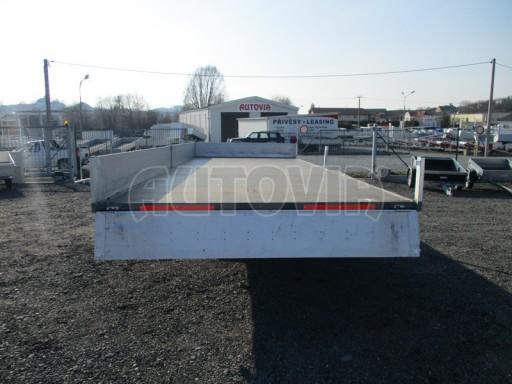 Bazarový nákladní přívěs MKD DN 3,5T B2 7,40x2,47/0,35 č.8