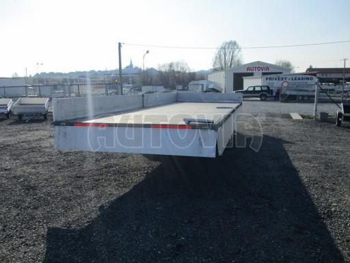Bazarový nákladní přívěs MKD DN 3,5T B2 7,40x2,47/0,35 č.9