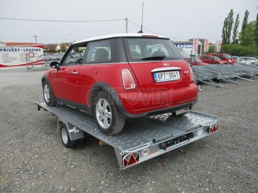 Přívěs na přepravu aut KAR 08 1,5T 3,50x1,95 č.13