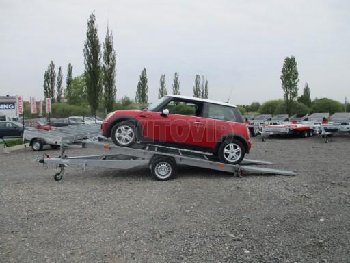 Sklopný přepravník automobilů AF B1 1,8T 3,60x2,00 13