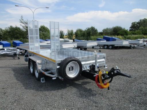 Přepravník mechanizace BT 6T 3,62x2,03/0,40* č.2