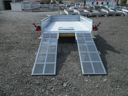 Přepravník mechanizace BT 6T 3,62x2,03/0,40* č.10