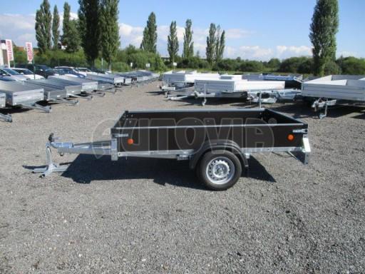 Překližkový přívěsný vozík ZV 27 750kg N1 2,50x1,48/0,35 LP POČ** č.2
