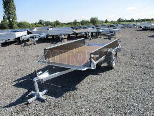 Překližkový přívěsný vozík ZV 27 750kg N1 2,50x1,48/0,35 LP POČ** č.3