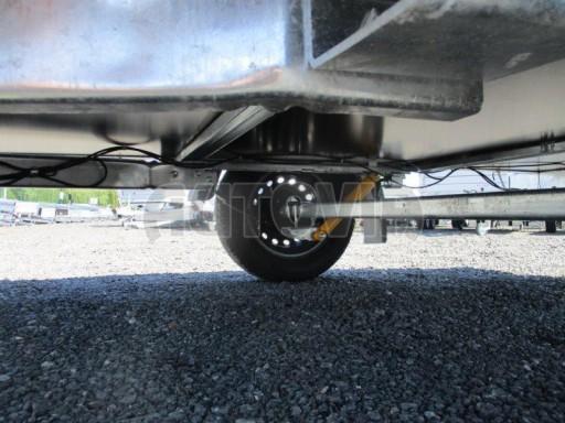 Překližkový přívěsný vozík ZV 27 750kg N1 2,50x1,48/0,35 LP POČ** č.9