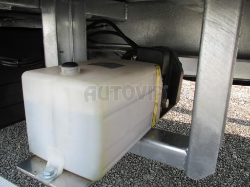 Nákladní přívěs vzduchem brzděný AVG 10T B1 6,50x2,48/2,70G el č.7