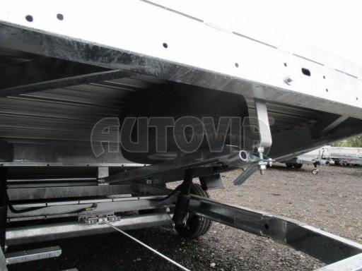 Přepravník automobilů s celohliníkovou ložnou plochou IM 2,7T 5,01x2,09 ALU č.18