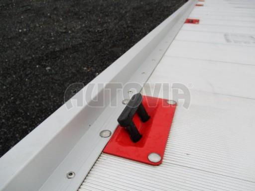Přepravník automobilů s celohliníkovou ložnou plochou IM 2,7T 5,01x2,09 ALU č.28