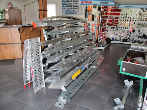 AL. nájezdy nosnost 400kg - 50.000kg  - skladem vice než 200ks! č.2