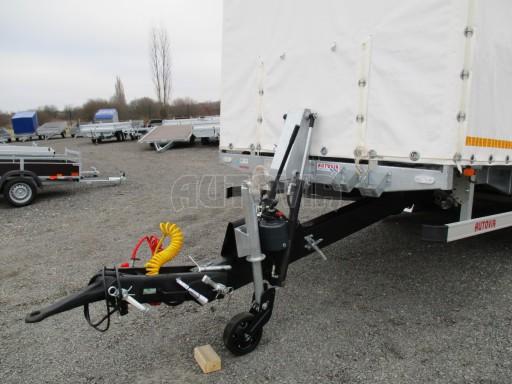 Hydraulicky sklopný přepravník VVA 6,0T 6,20x2,10/2,60* č.8
