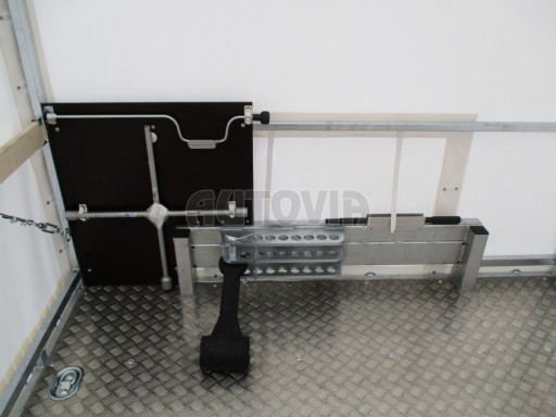 Hydraulicky sklopný přepravník VVA 6,0T 6,20x2,10/2,60* č.11