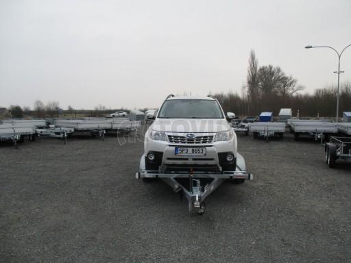 Přívěs pro přepravu aut PM 2,7T 3,95x2,00** č.3