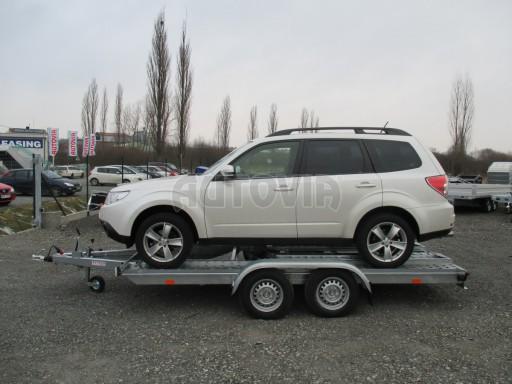 Přívěs pro přepravu aut PM 2,7T 3,95x2,00** č.6