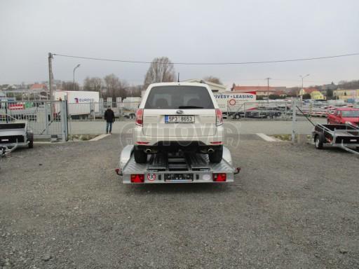 Přívěs pro přepravu aut PM 2,7T 3,95x2,00** č.7