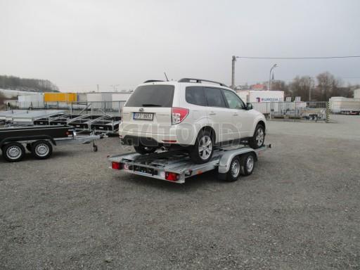 Přívěs pro přepravu aut PM 2,7T 3,95x2,00** č.8