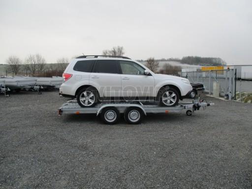 Přívěs pro přepravu aut PM 2,7T 3,95x2,00** č.9