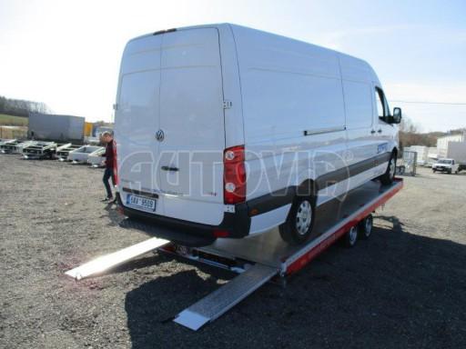 Plato pro převoz velkých vozidel JMB 3,5T 5,55x2,09 č.4