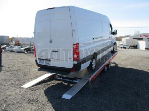 Plato pro převoz velkých vozidel JMB 3,5T 5,55x2,09 č.5