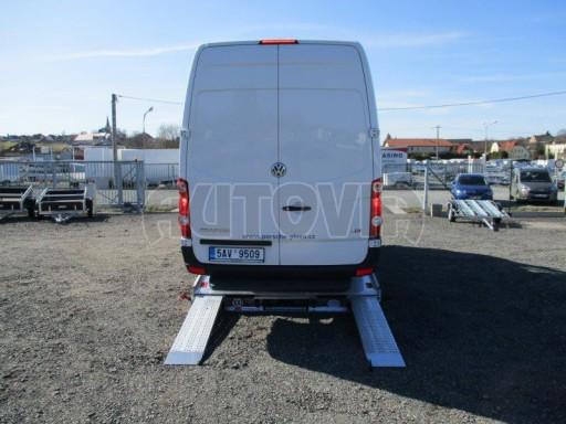 Plato pro převoz velkých vozidel JMB 3,5T 5,55x2,09 č.13