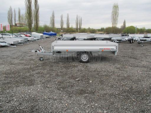 Přívěsný vozík za osobní auto VER 1,35T 3,10x1,76/0,30 č.3