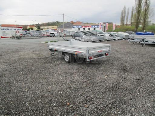 Přívěsný vozík za osobní auto VER 1,35T 3,10x1,76/0,30 č.4