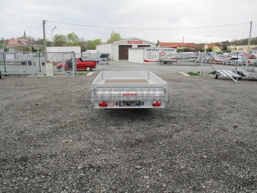 Přívěsný vozík za osobní auto VER 1,35T 3,10x1,76/0,30 č.5