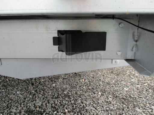 Přívěsný vozík za osobní auto VER 1,35T 3,10x1,76/0,30 č.13