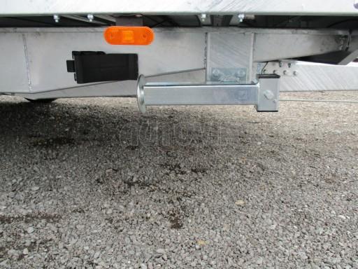 Prodejní stánek bílý VA 2,7T 5,09x2,38/2,30 č.23