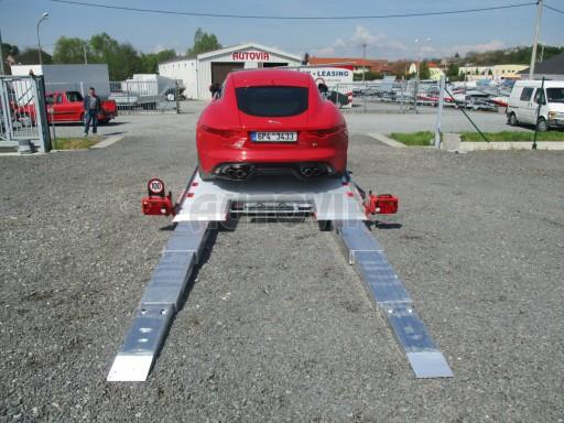 Přepravník sportovních automobilů s celohliníkovou ložnou plochou IM 2,7T 5,01x2,09 č.18