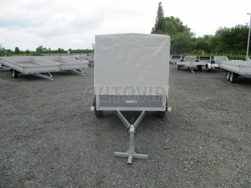 Přívěsný vozík za osobní auto ZV 7 EX Š500 2,06x1,25/1,33 č.2