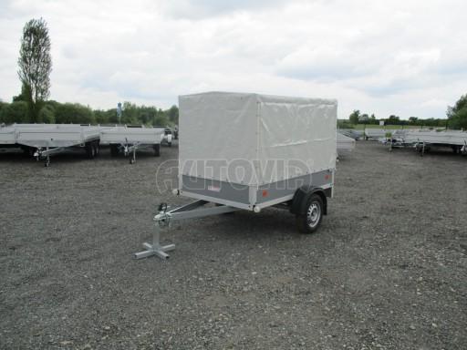 Přívěsný vozík za osobní auto ZV 7 EX Š500 2,06x1,25/1,33 č.3