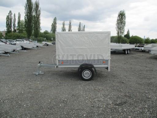 Přívěsný vozík za osobní auto ZV 7 EX Š500 2,06x1,25/1,33 č.4