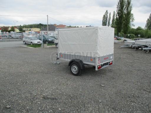 Přívěsný vozík za osobní auto ZV 7 EX Š500 2,06x1,25/1,33 č.5