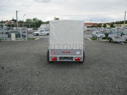Přívěsný vozík za osobní auto ZV 7 EX Š500 2,06x1,25/1,33 č.6