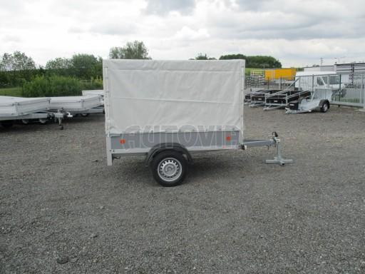 Přívěsný vozík za osobní auto ZV 7 EX Š500 2,06x1,25/1,33 č.8