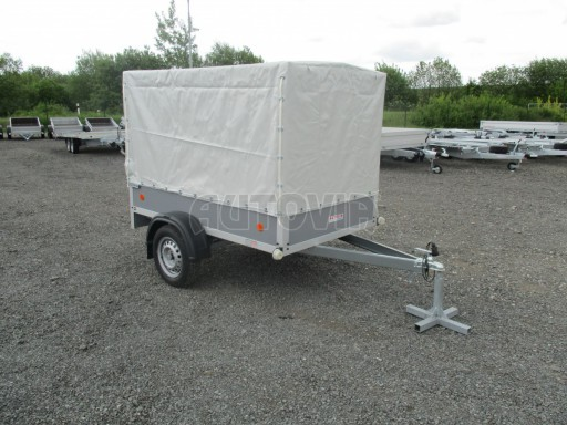 Přívěsný vozík za osobní auto ZV 7 EX Š500 2,06x1,25/1,33 č.1