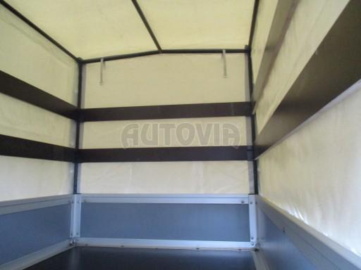 Přívěsný vozík za osobní auto ZV 7 EX 2,06x1,25/1,33** č.9