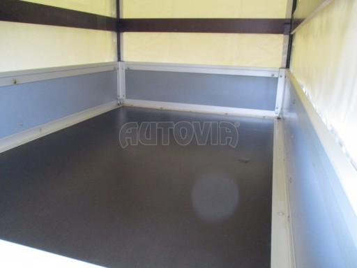 Přívěsný vozík za osobní auto ZV 7 EX 2,06x1,25/1,33** č.11