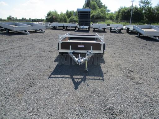 Nebrzděný dvouosý přívěs VA 750kg 3,01x1,50/0,30 RE POČ č.2