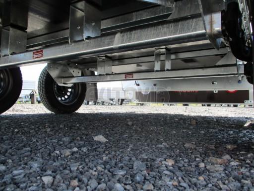 Nebrzděný dvouosý přívěs VA 750kg 3,01x1,50/0,30 RE POČ č.15