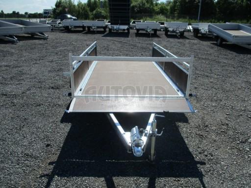 Nebrzděný dvouosý přívěs VA 750kg 3,01x1,50/0,30 RE POČ č.18