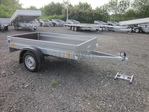 Sklopný přívěsný vozík za osobní auto HD 28 skl 2,27x1,25/0,30 č.16