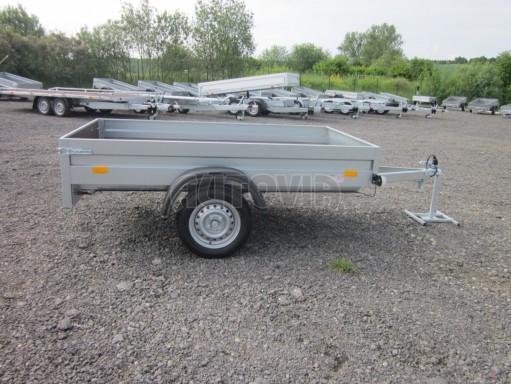 Sklopný přívěsný vozík za osobní auto HD 28 skl 2,27x1,25/0,30 č.17
