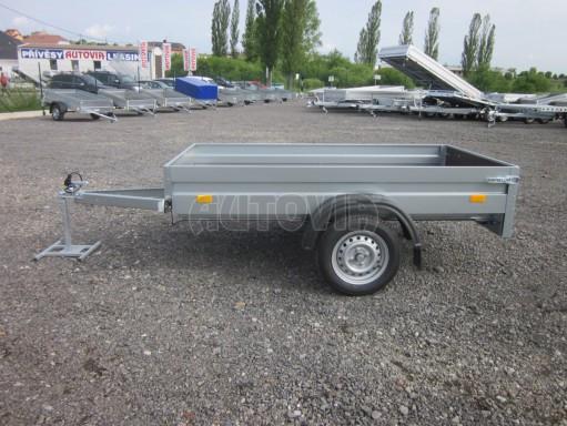 Sklopný přívěsný vozík za osobní auto HD 28 skl 2,27x1,25/0,30 č.20