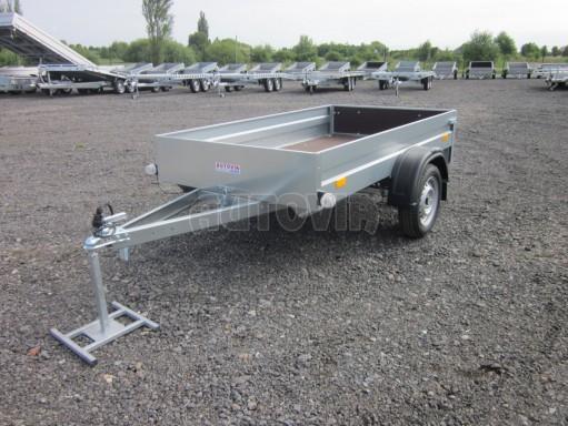 Sklopný přívěsný vozík za osobní auto HD 28 skl 2,27x1,25/0,30 č.15