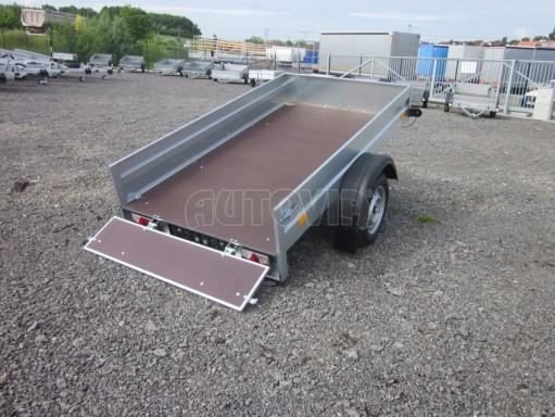 Sklopný přívěsný vozík za osobní auto HD 28 skl 2,27x1,25/0,30 č.9