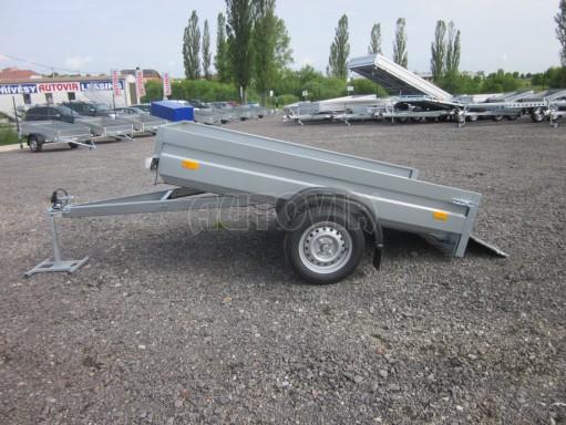 Sklopný přívěsný vozík za osobní auto HD 28 skl 2,27x1,25/0,30 č.11