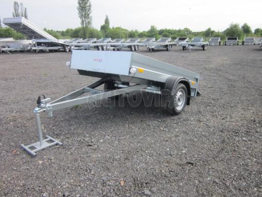 Sklopný přívěsný vozík za osobní auto HD 28 skl 2,27x1,25/0,30 č.10